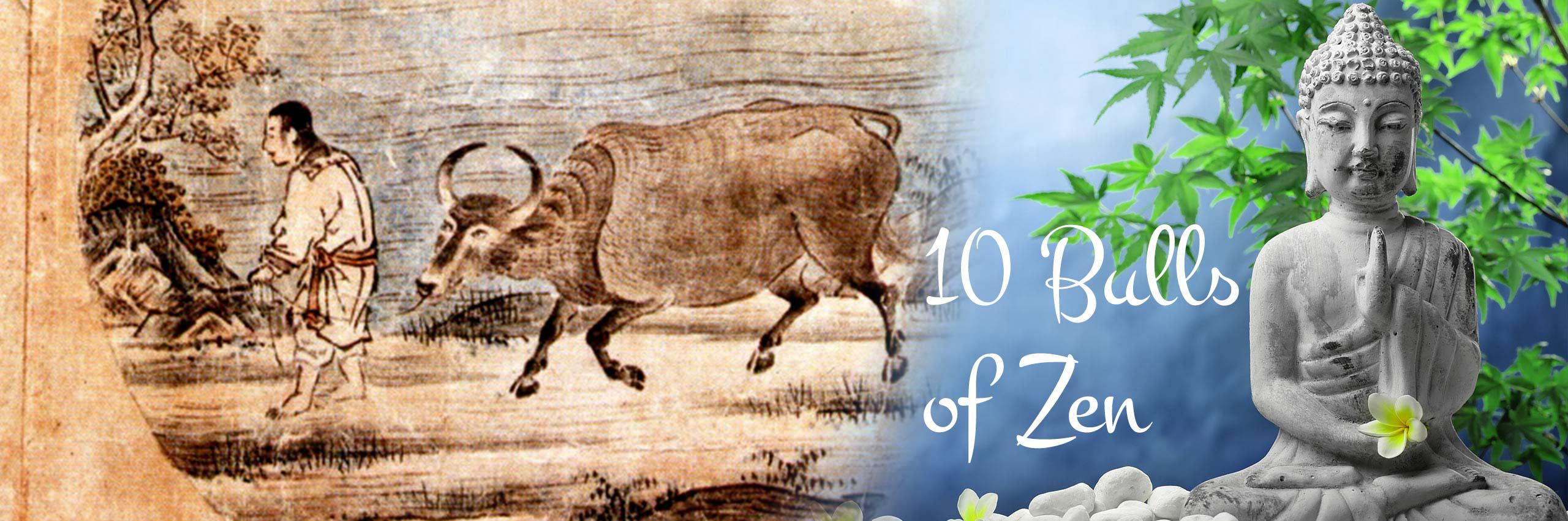 10 Bulls of Zen