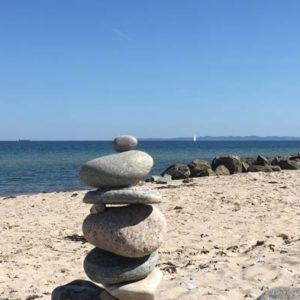 Beach in Gilleleije