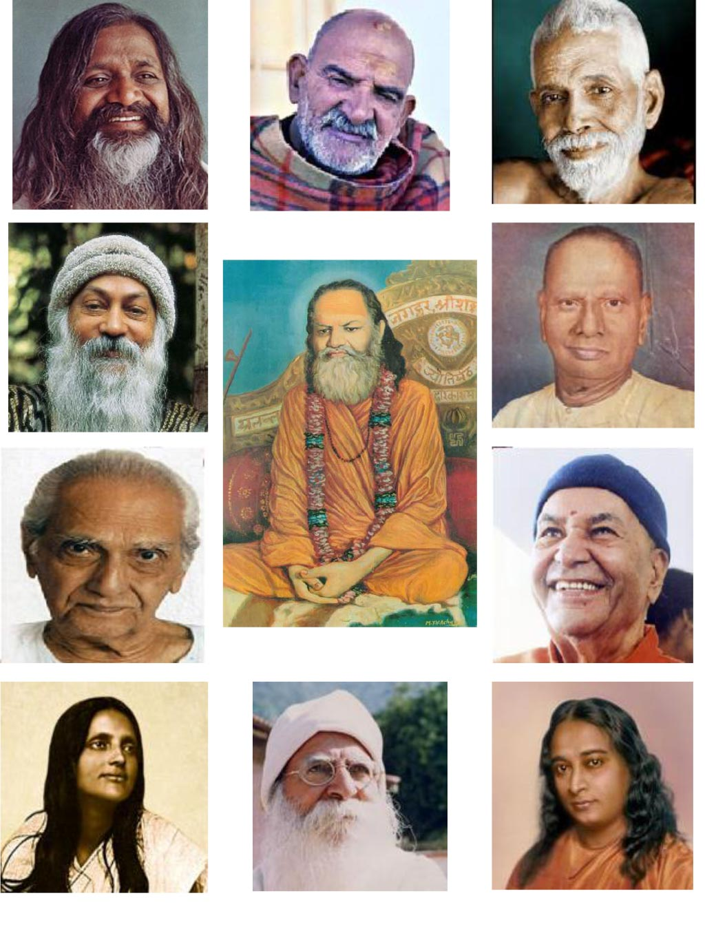 masters of meditaion