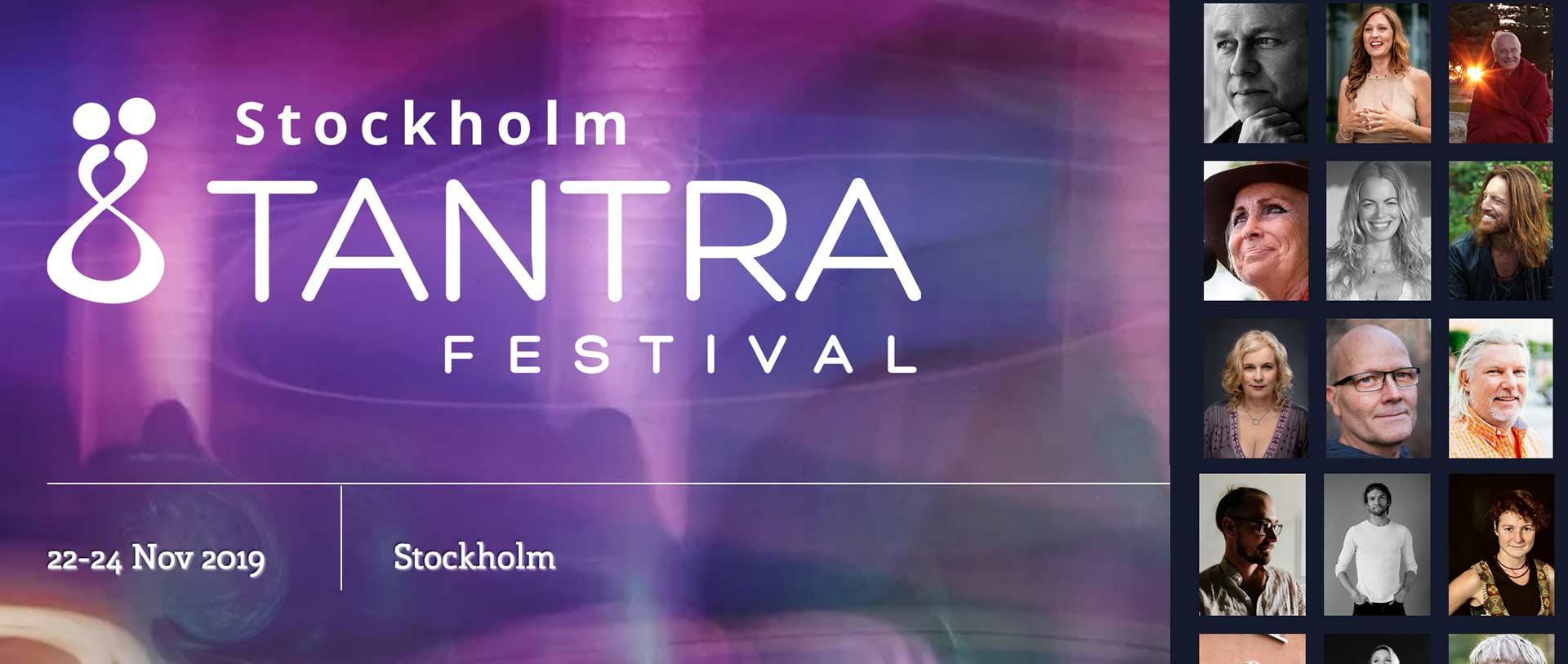 Nukunu at Stockholm Tantra Festival - Nukunu net