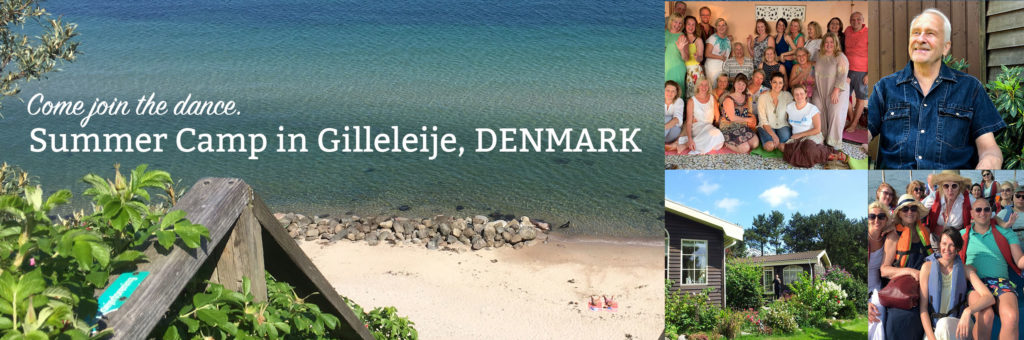 meditaion summer camp denmark